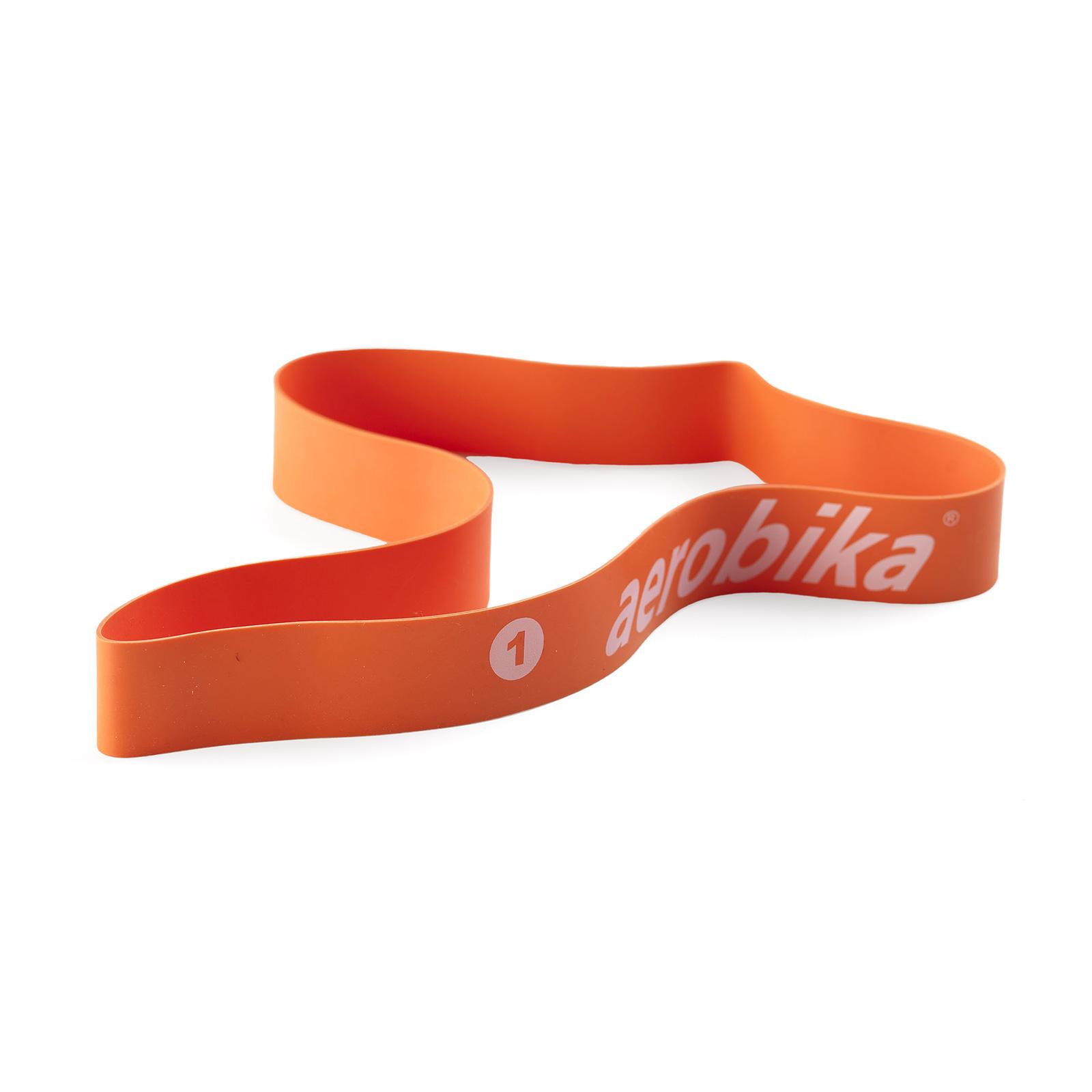 Bande élastique orange Aerobika Faible