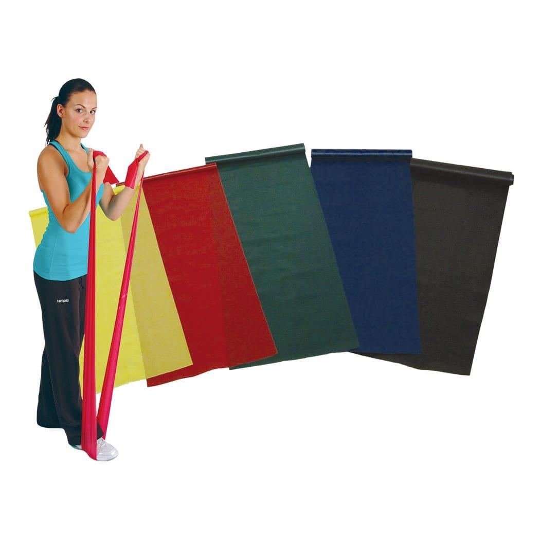 Bande élastique Rouge (moyen) 2,5m