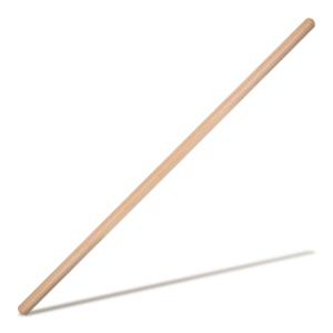 Bâton de gymnastique en bois