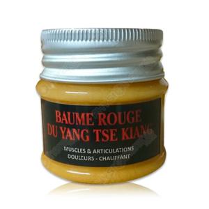 Baume rouge du Tigre Yang Tsé Kiang