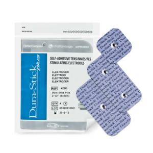 Électrode à snap Dura-Stick® Plus