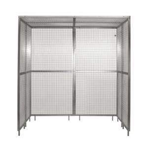 Cage pouliethérapie 8 panneaux