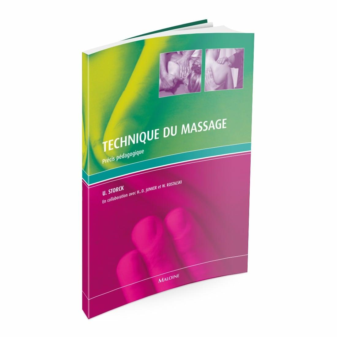 Technique du massage - Précis pédagogique