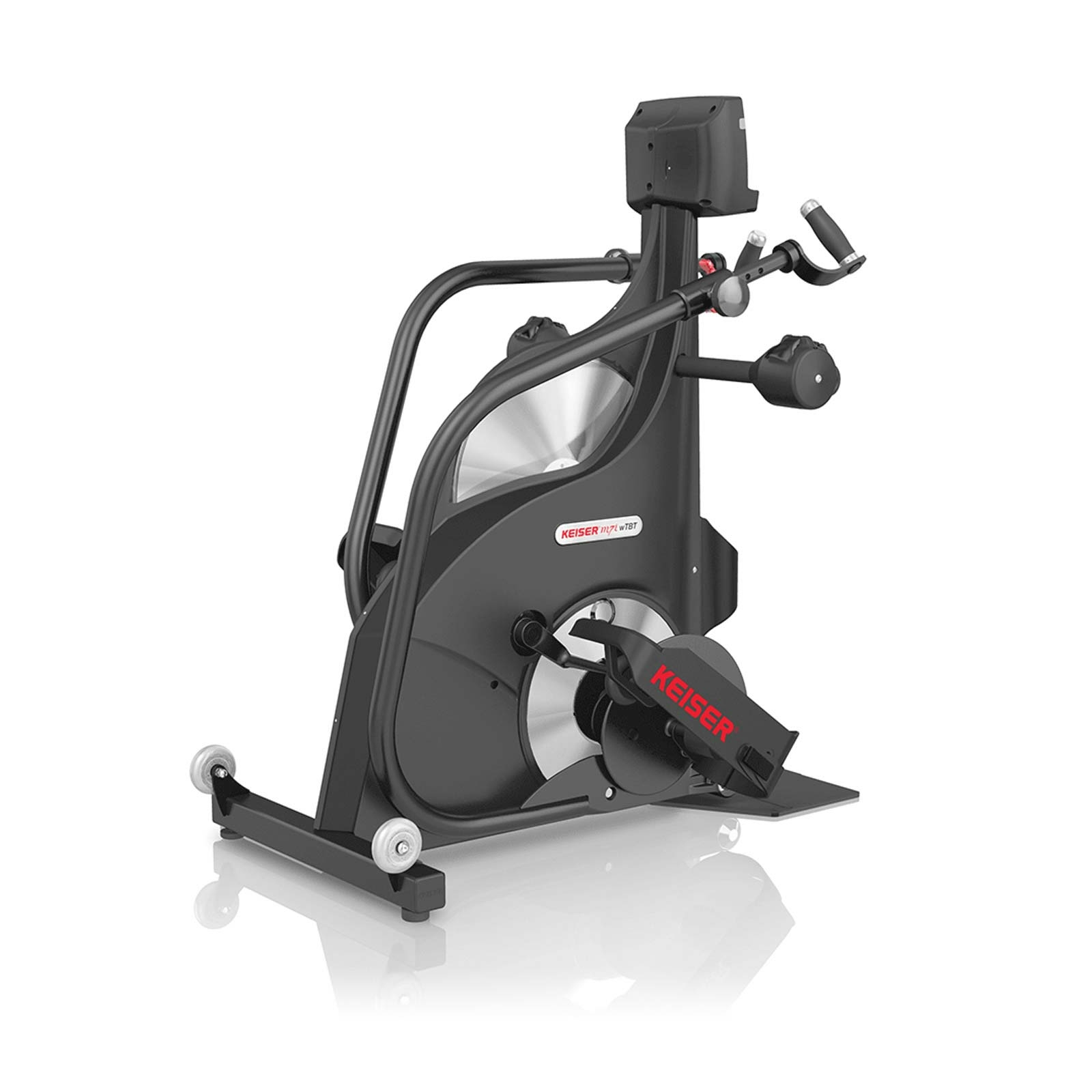 M7i Wheelchair accessible Total Body Trainer KEISER