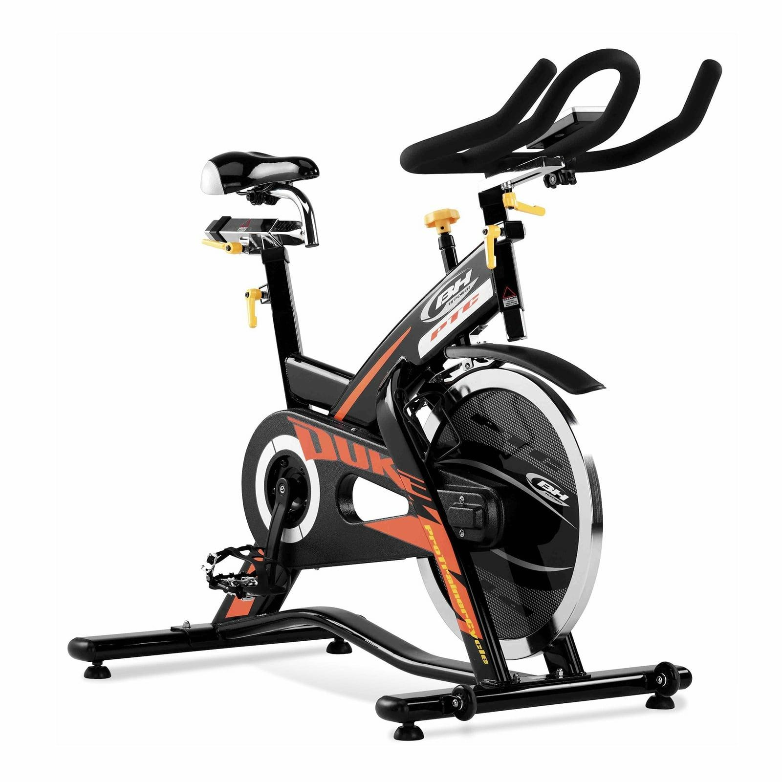 Vélo spinning DUKE avec compteur