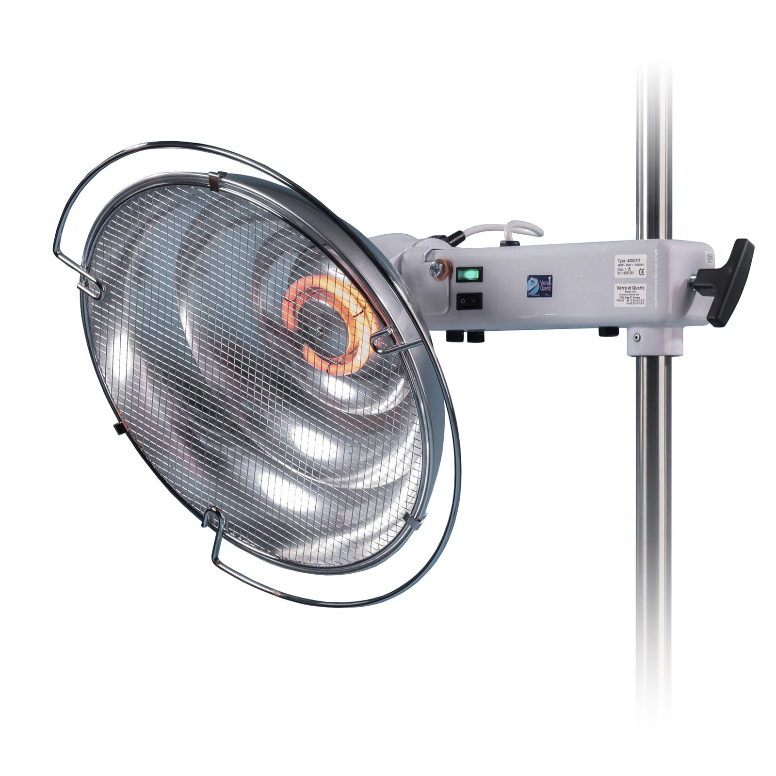 Lampe infrarouge 400W type 4003