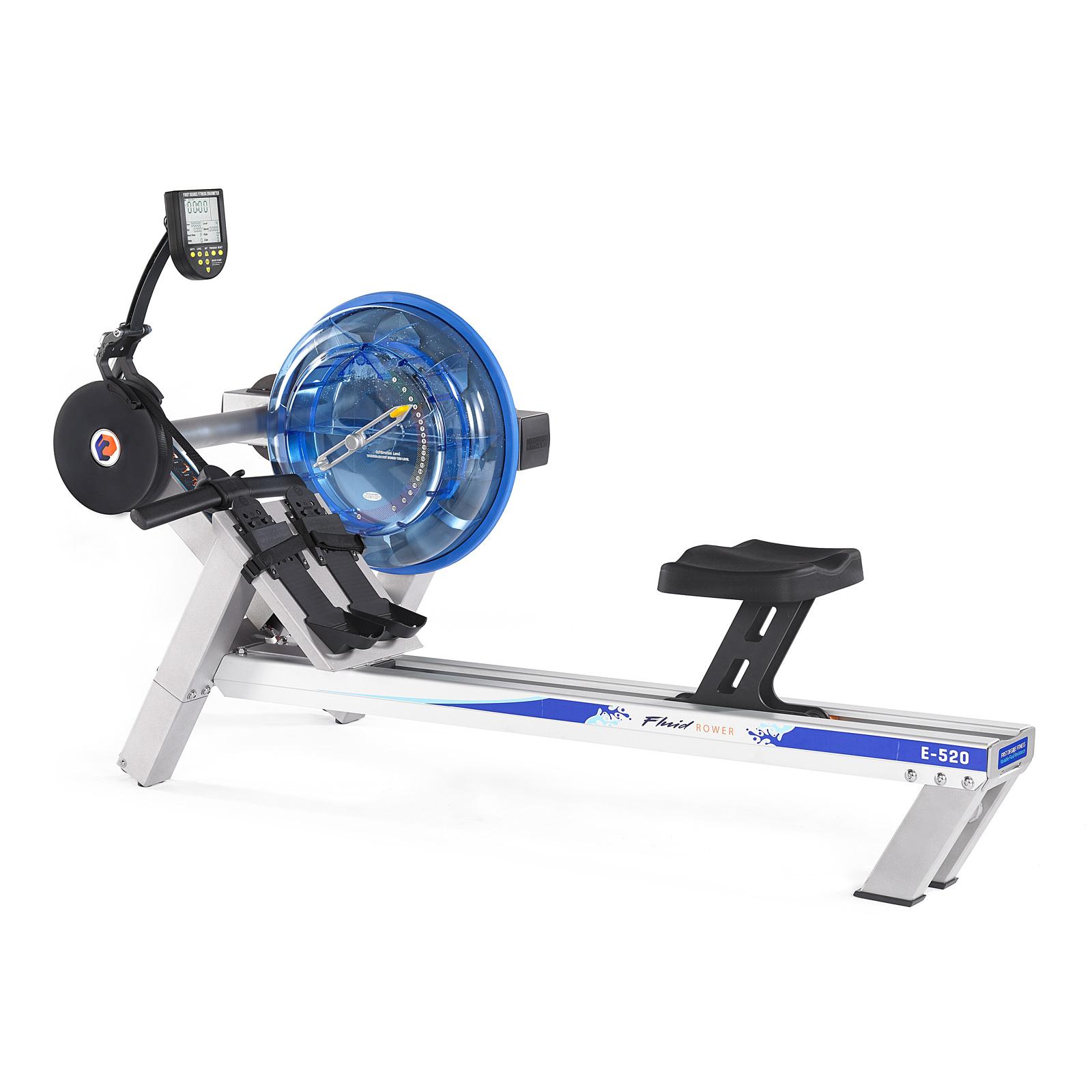 Rameur EVOLUTION E520 Fluid Rower