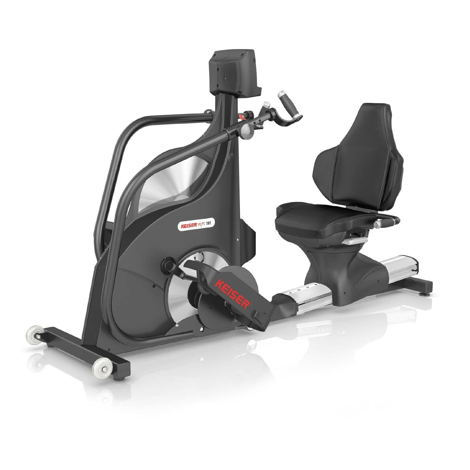 M7i Total Body Trainer vélo semi-allongé KEISER