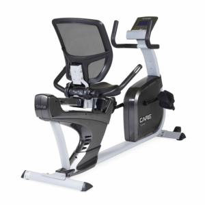CARE FITNESS Vélo semi-allongé TELIS RS EMS