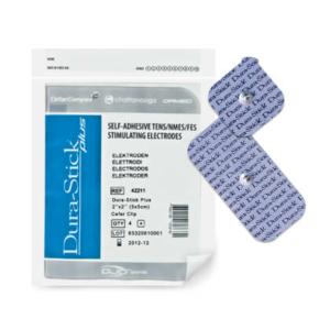 Électrode à clip Dura-Stick® Plus