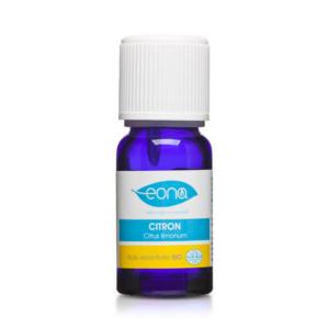 Huile essentielle de Citron Bio 10ml Eona