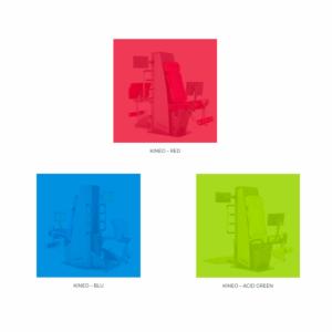 KINEO Custom (couleur + logo)