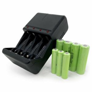 Kit Chargeur avec Piles