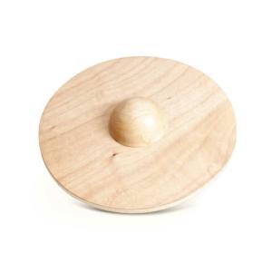 Plateau d'équilibre bois circulaire - déstocké