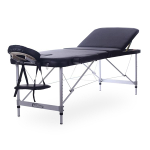 Table de massage pliante Aluminium 3 plans
