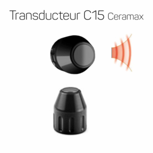 Transducteur Céramique C15 noir