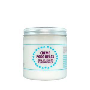 Crème PODO RELAX aux huiles essentielles