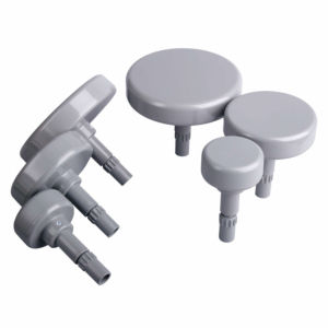 Electrodes capacitives Ø 165mm (x2)