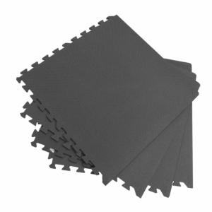 Lot de 4 dalles de sol - 62 cm