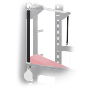 Extension Strap Set - Sangles d'extension - Rack
