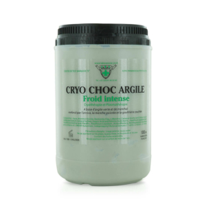 Cryo Choc argile- Froid intense - Pot 1 L