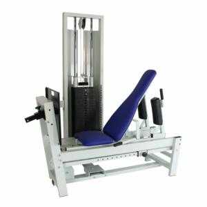 Presse horizontale à charge latérale