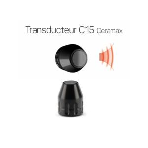 Transducteur C15 noir 15 mm