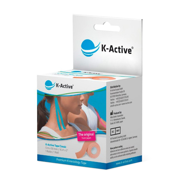 K-Active® taping Beige