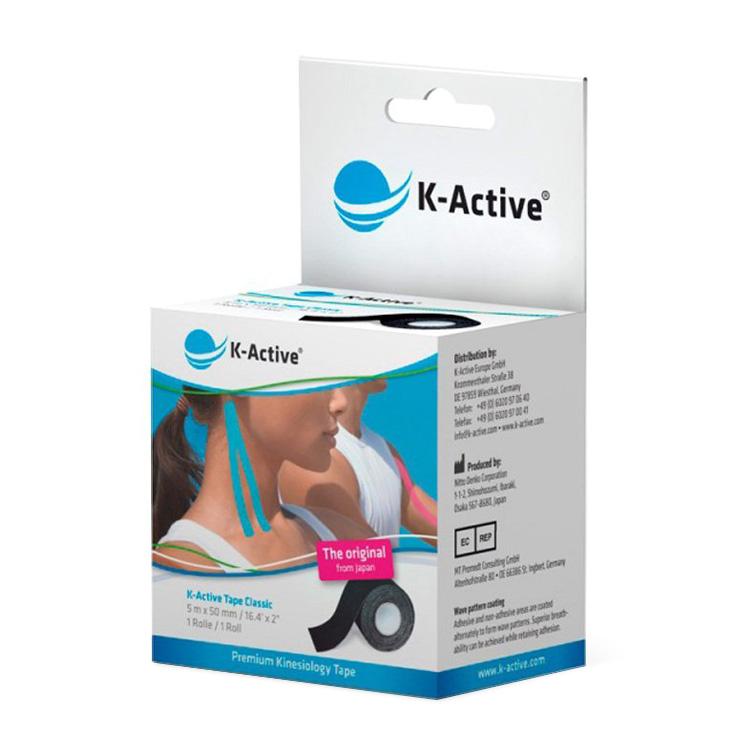 K-Active® taping Noir