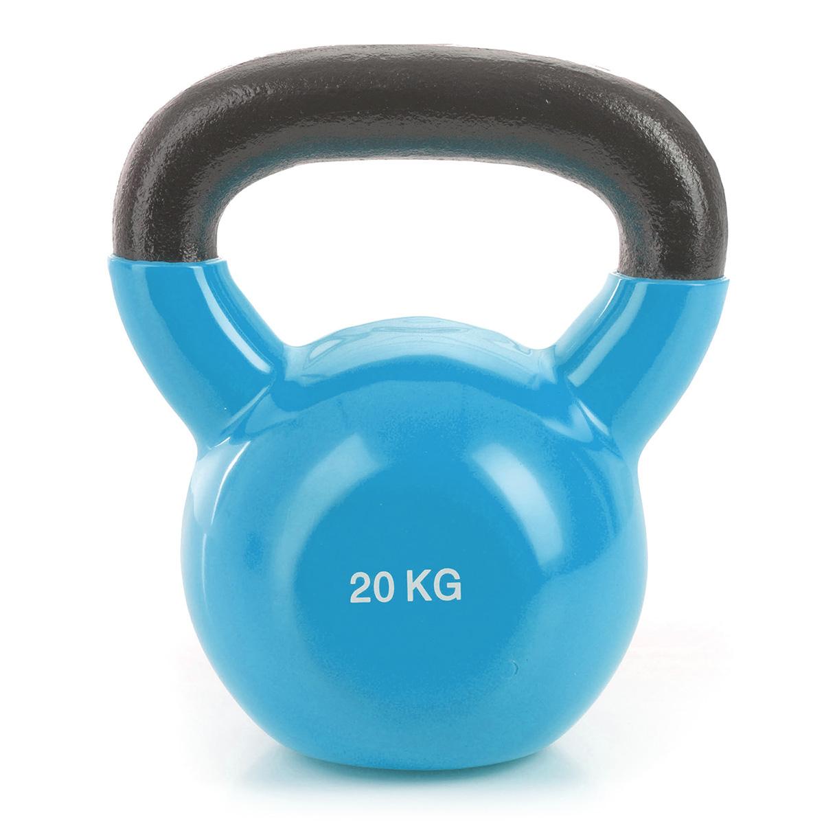 Kettlebell vinyle 32 kg