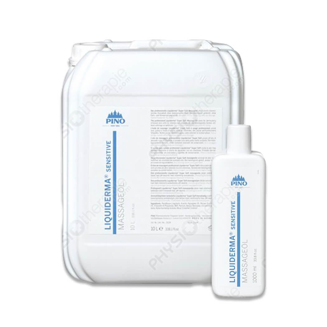 Huile de massage Liquiderma® Sensitive 10 L