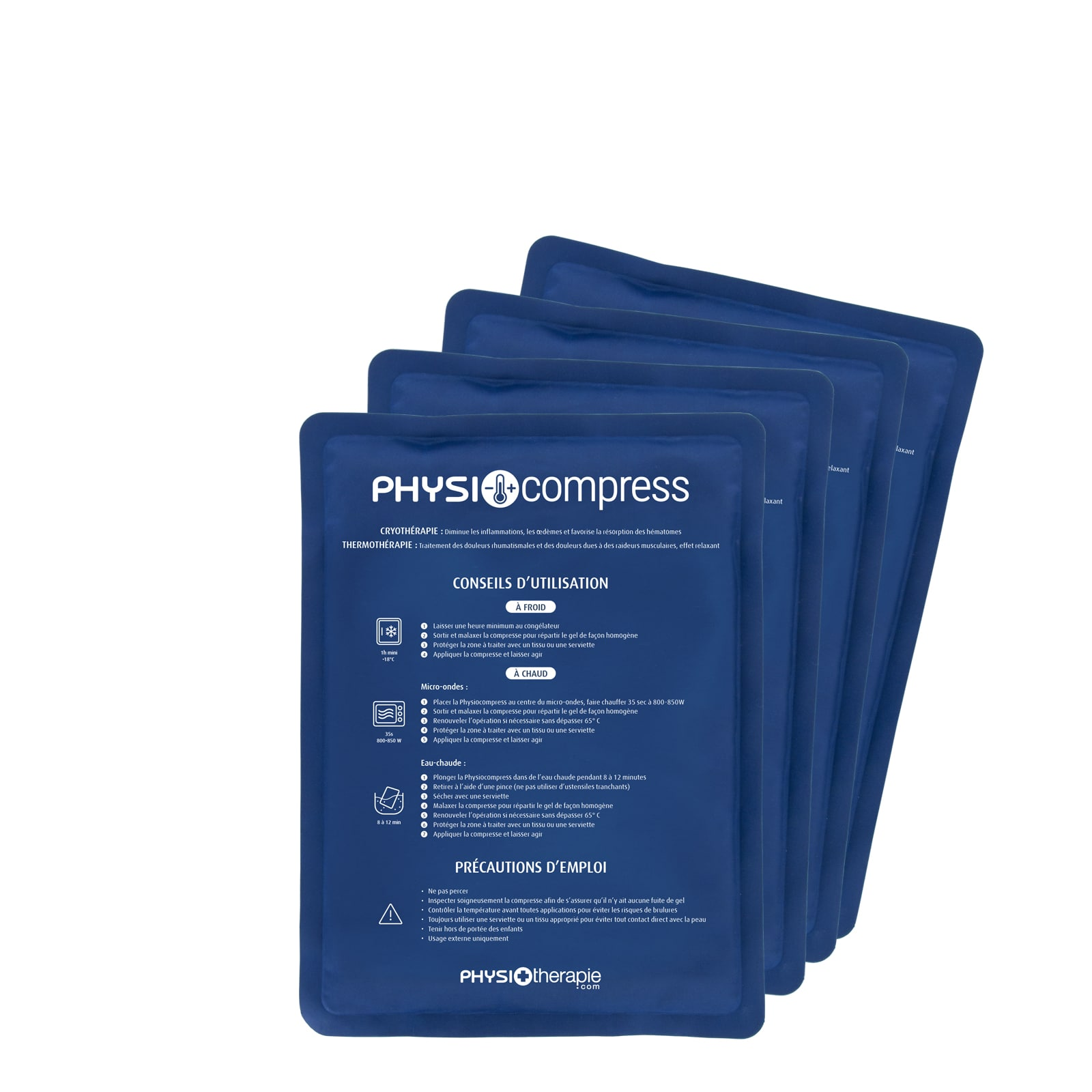 3 PhysioCOMPRESS® Medium + 1 offerte