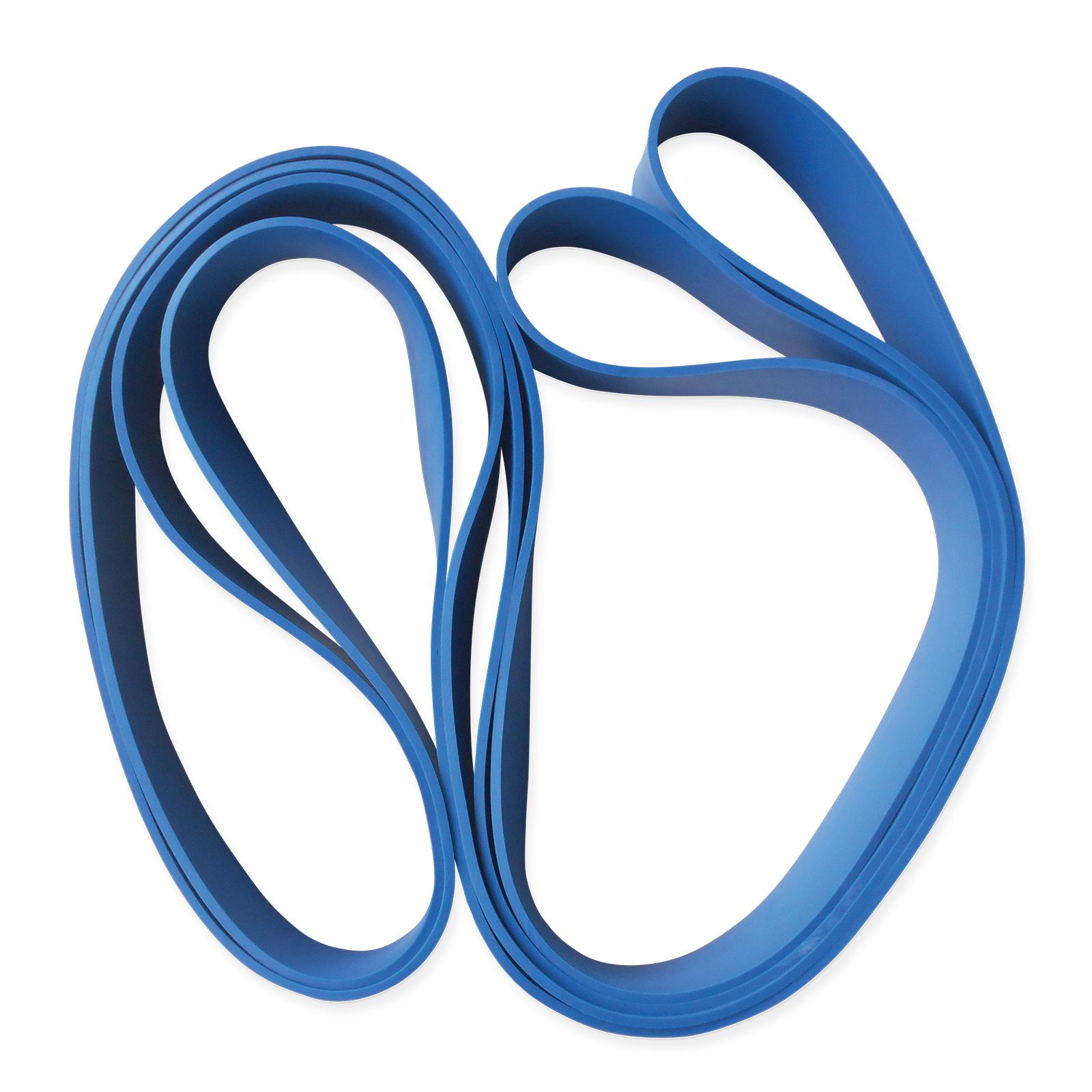 Maxi bande elastique 2m Bleue - Forte