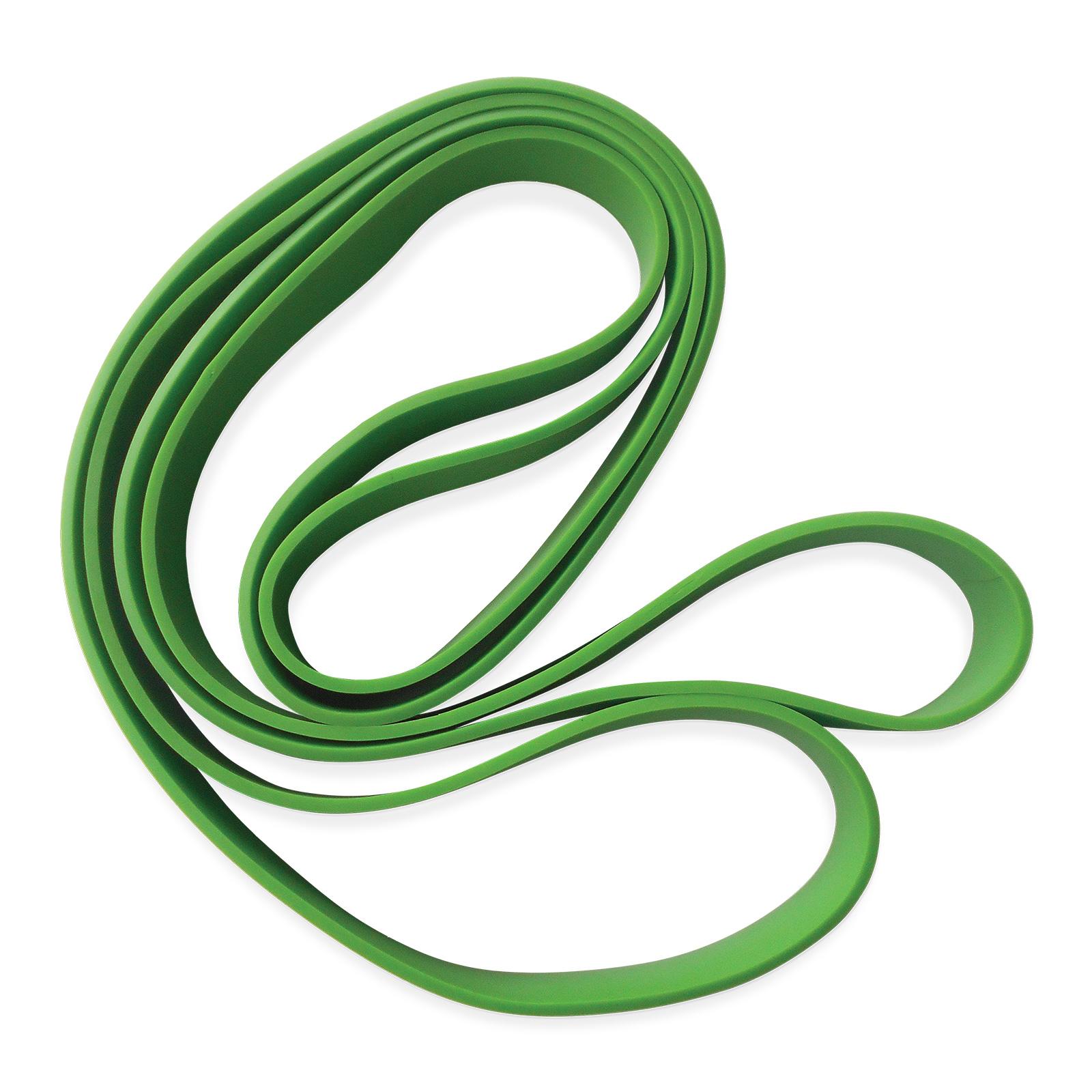 Maxi bande elastique 2m Verte - Moyen