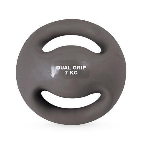 Medecine Ball double poignées 7 kg