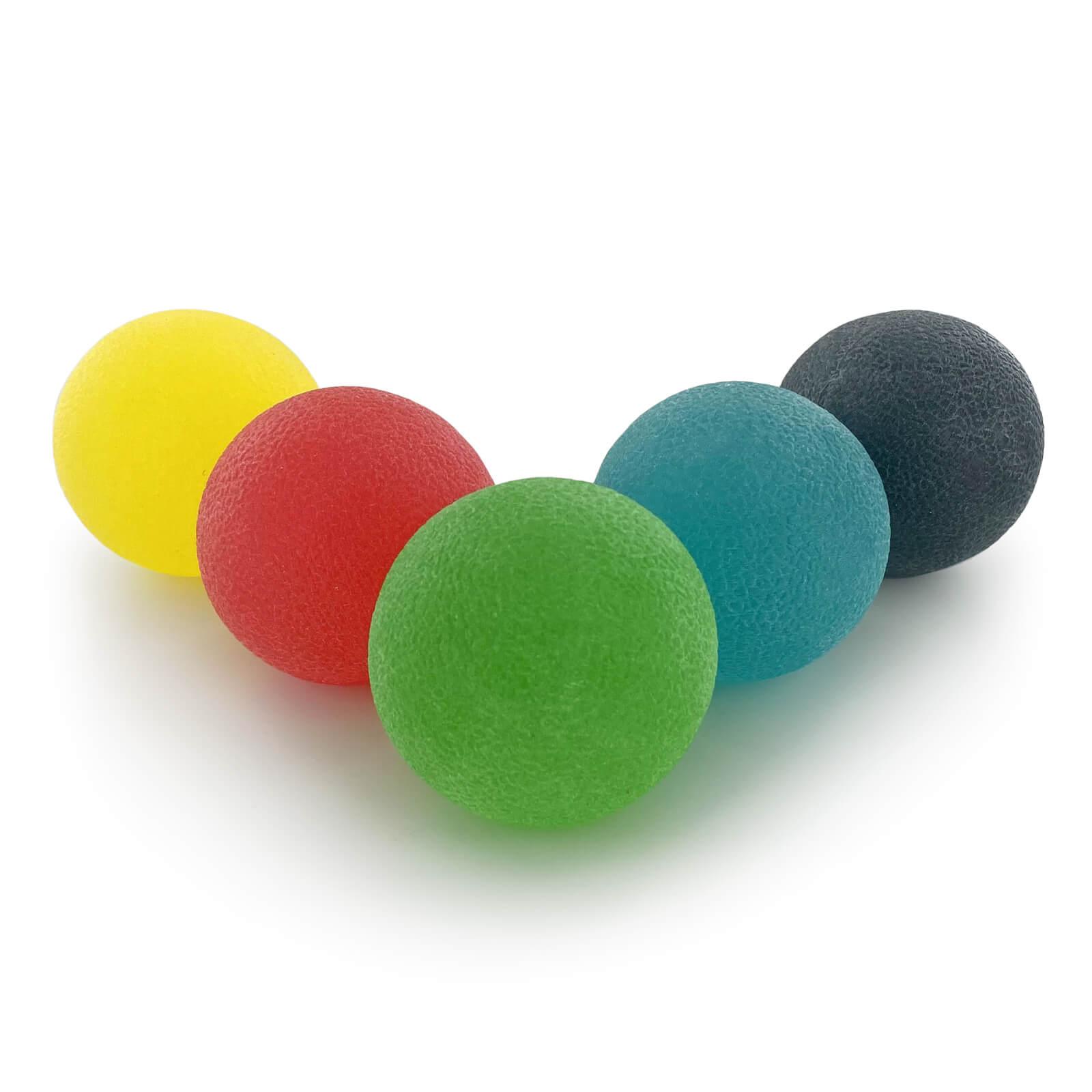 Lot de 5 Squeeze BALLS