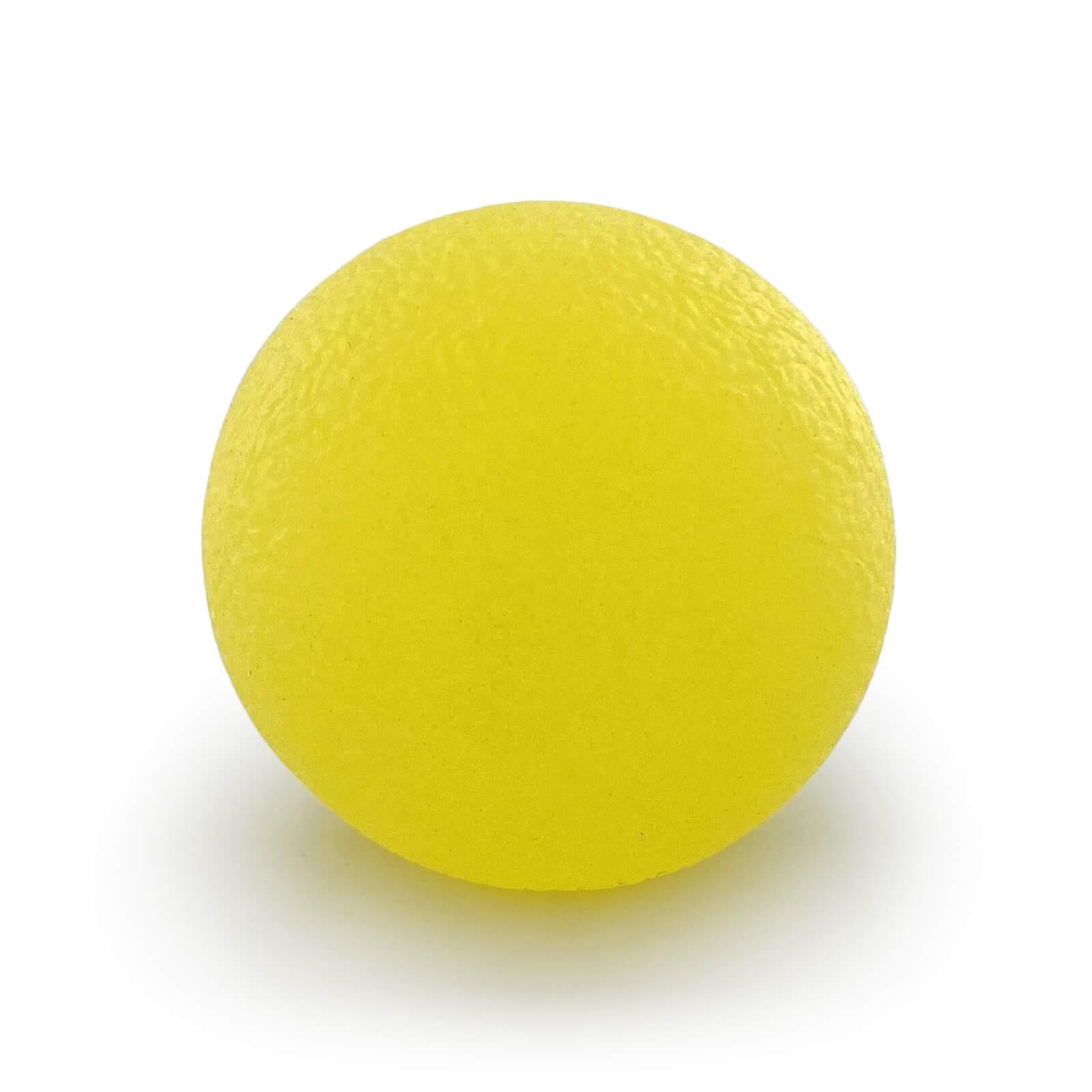 Squeeze BALL Jaune - Extra souple