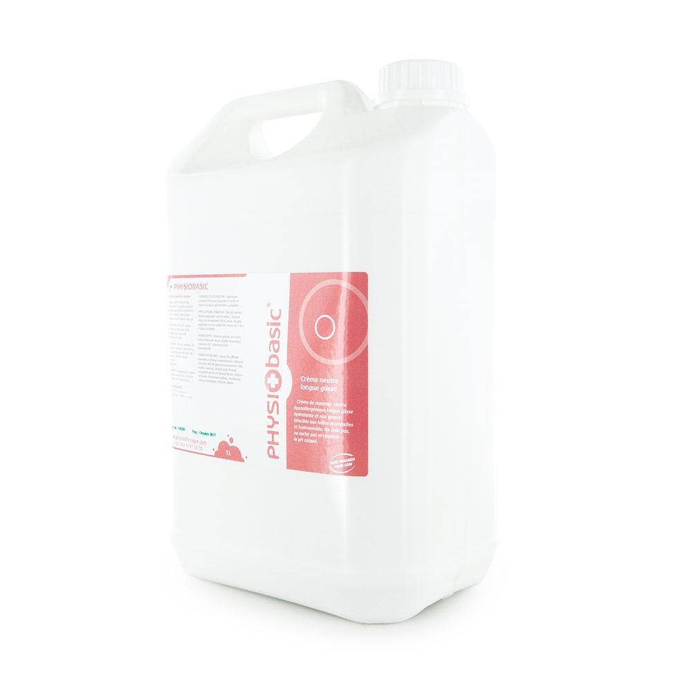 Crème neutre PhysioBASIC® 5 L