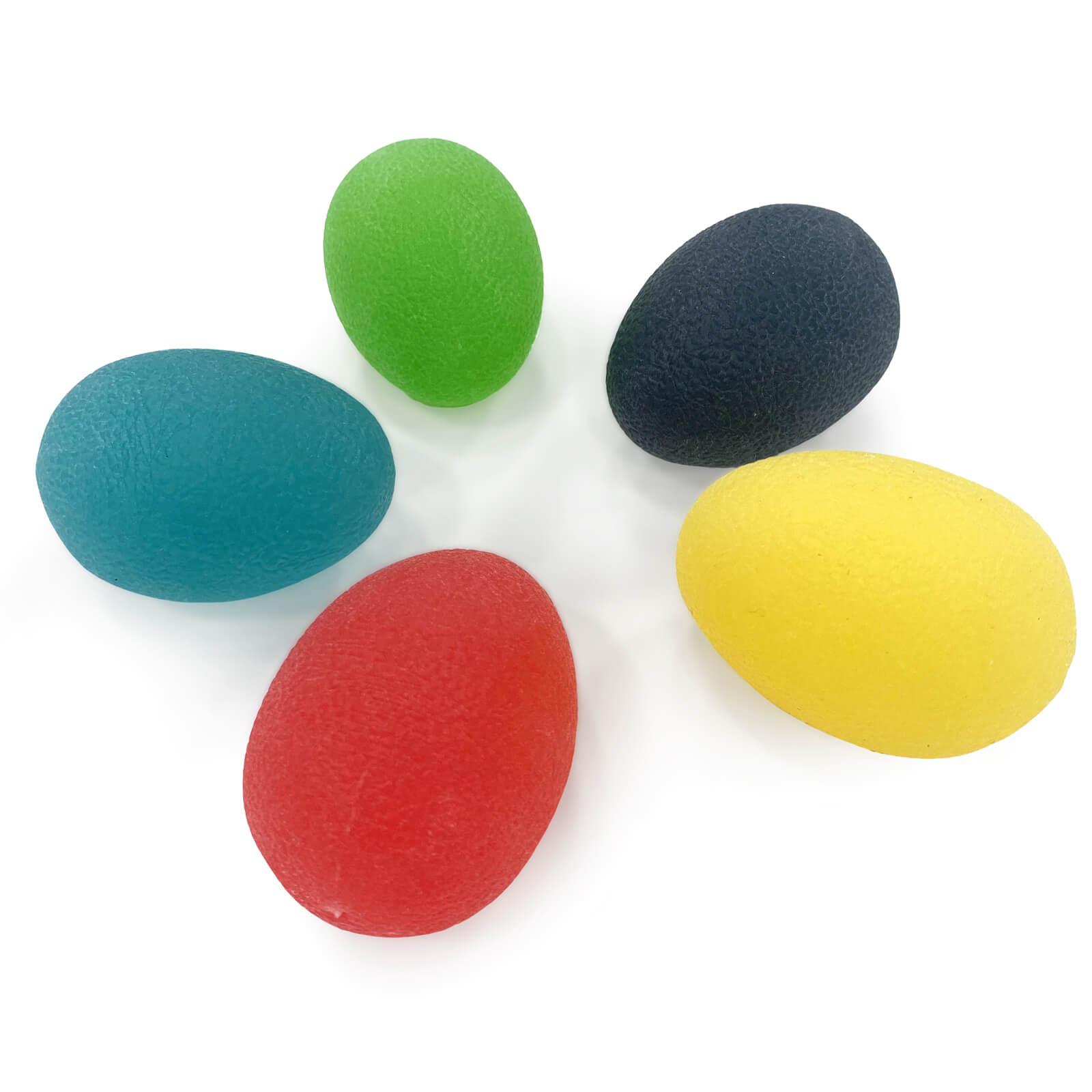 Lot de 5 Squeeze EGGS