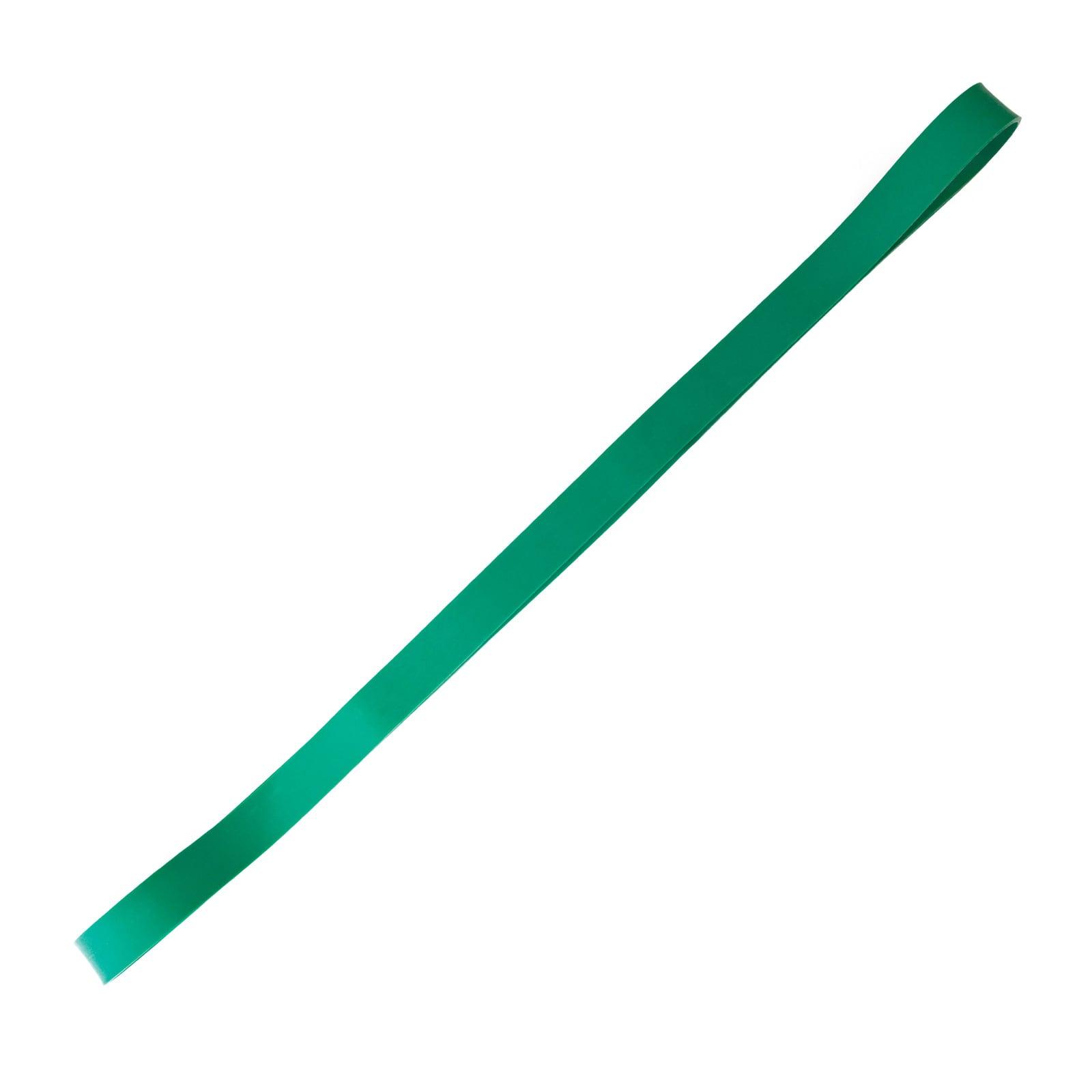Super bande elastique 104x5cm verte - Fort