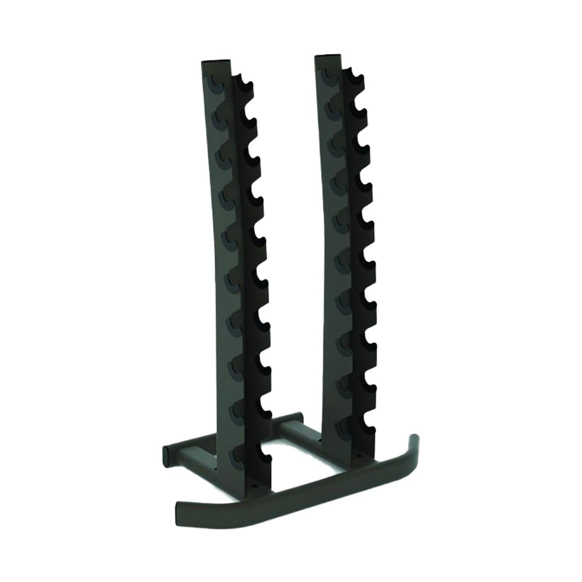 Support vertical Haltères à surface plane
