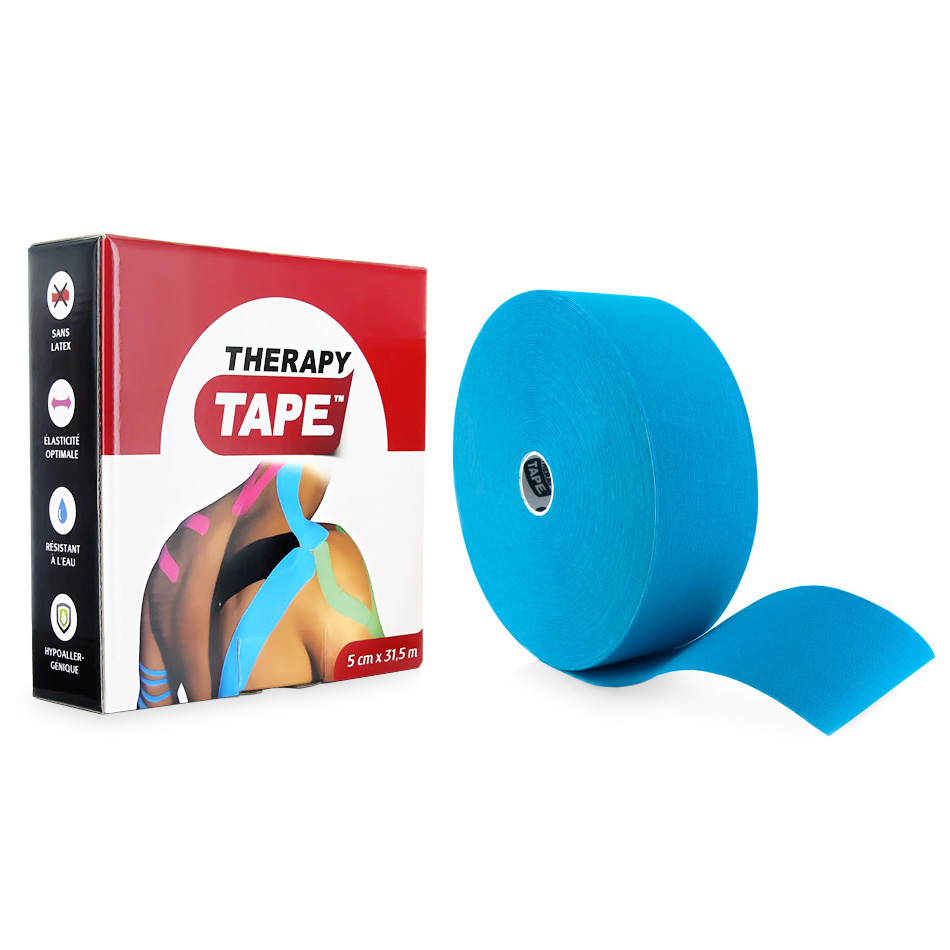 Therapy Tape Jumbo Bleu