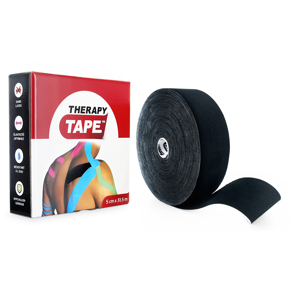 Therapy Tape Jumbo Noir
