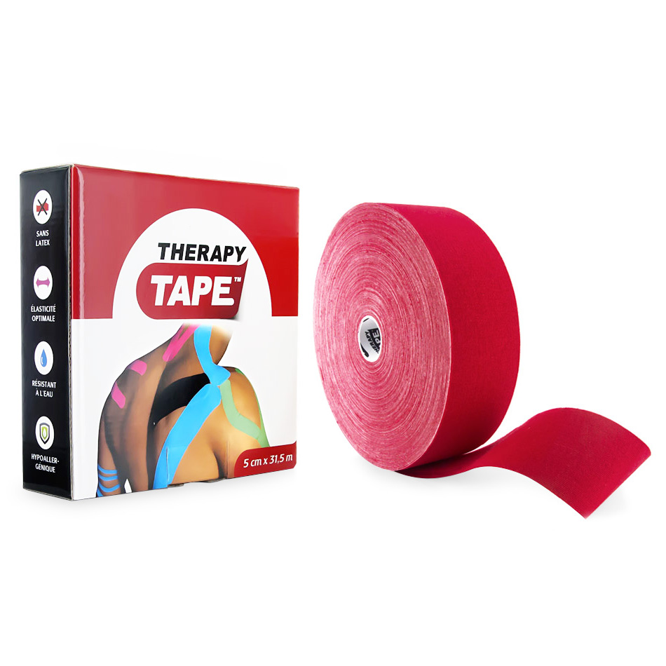 Therapy Tape Jumbo Rouge